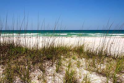 Pensacola Beach 1 - Pensacola Florida Poster