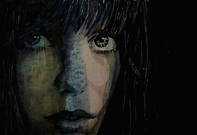 Periode Bleue Poster by Paul Lovering