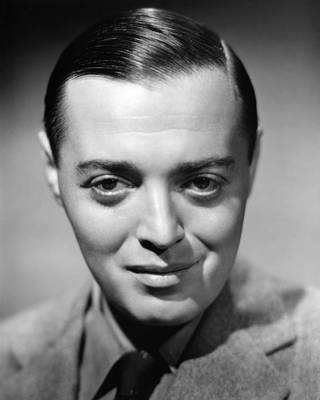 Peter Lorre, 1938 Poster