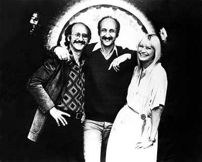 Peter Paul And Mary, Peter Yarrow, Paul Poster