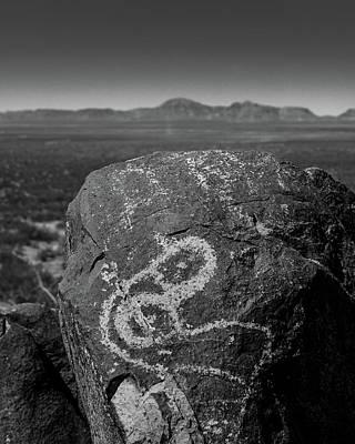Petroglyphs IIi Poster