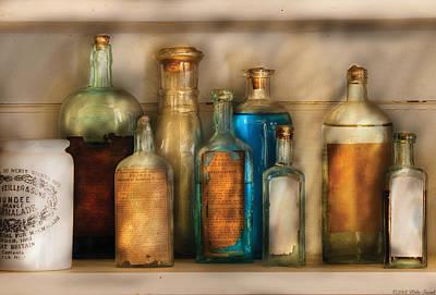 Pharmacist - Medicine  Poster by Mike Savad