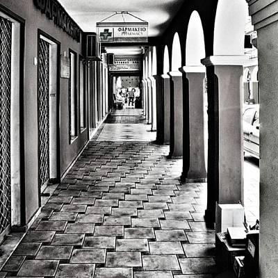 Pharmacy, Zante Town. #zakynthos #zante Poster