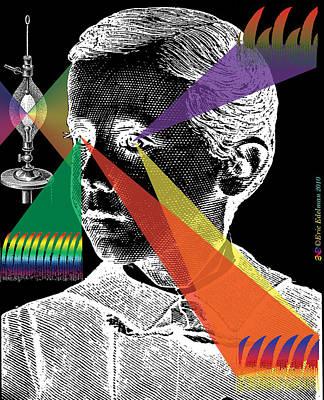 Phenomena Of Incandescence Poster