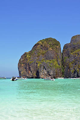 Phi Phi Islands Poster