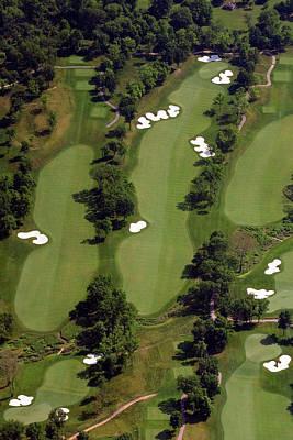 Philadelphia Cricket Club Militia Hill Golf Course 17th Hole Poster