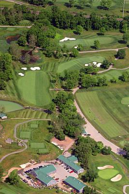 Philadelphia Cricket Club Militia Hill Golf Course 4th Hole Poster