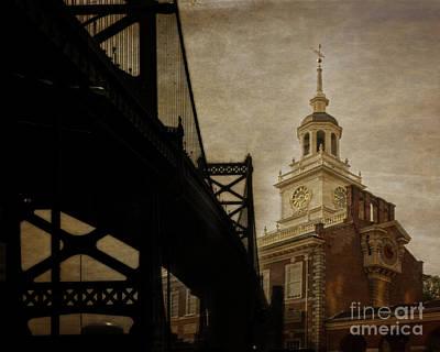 Philadelphia Poster by Tom Gari Gallery-Three-Photography