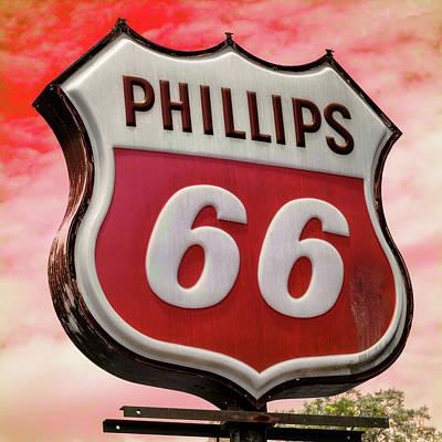 Phillips 66 - 3 Poster