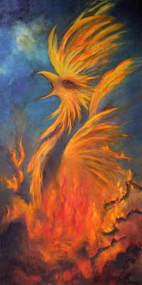 Phoenix Rising 1 Poster