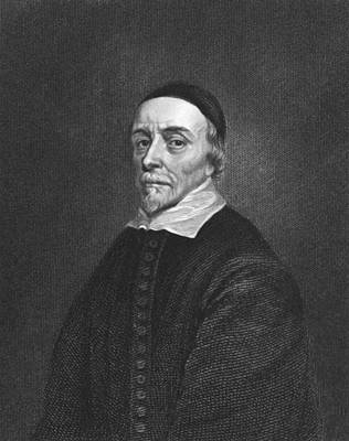 Physician William Harvey Poster by Underwood Archives