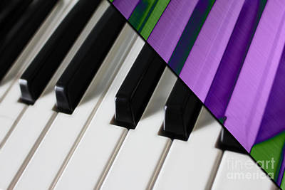 Piano Musical Collection Poster