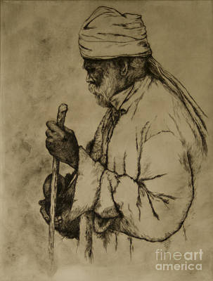 Pilgrim Poster by Tim Thorpe