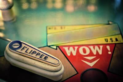 Pinball - Flipper Poster