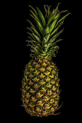 Pineapple Poster by Paul Freidlund