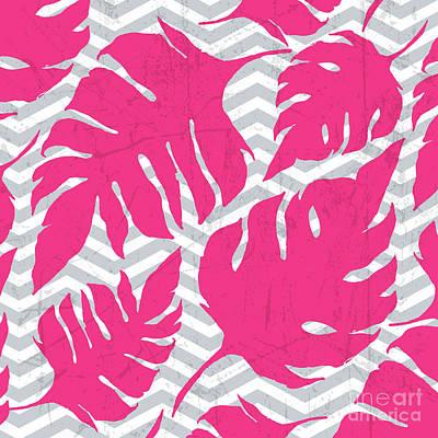 Pink Summer  Poster by Mark Ashkenazi