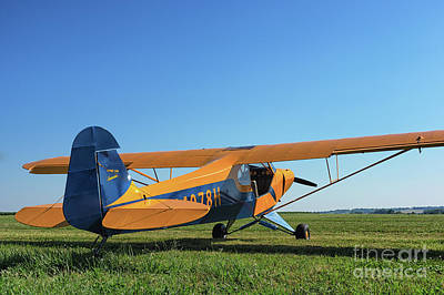 Piper Pa-11 Poster