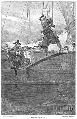 Pirates: Walking The Plank Poster
