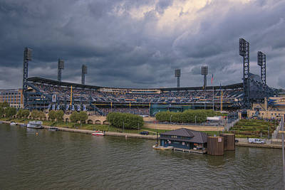 Pittsburgh Pirates Pnc Park B Poster