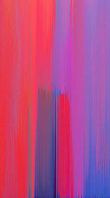 Pixel Sorting 27 Poster by Chris Butler