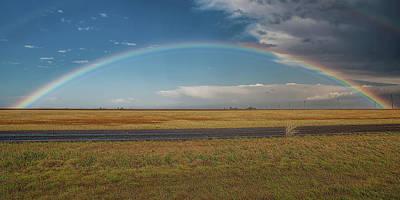 Plainview Rainbow Poster