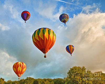 Plainville Balloons 2 Poster