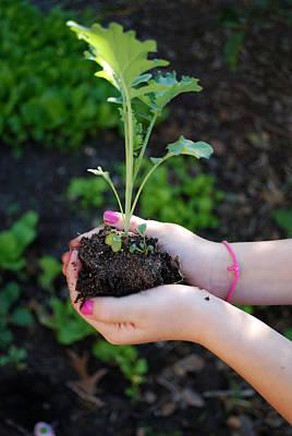 Planting Season Poster