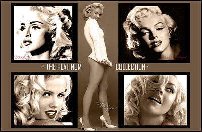 Platinum Collection Poster by Anibal Diaz