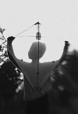 Play A Kite #2 Poster by Jay Satriani