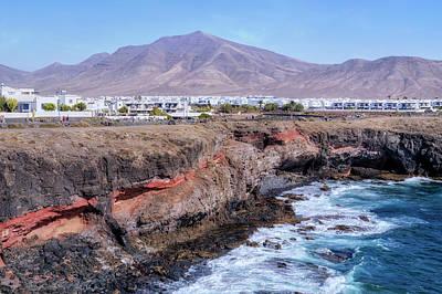 Playa Blanca - Lanzarote Poster