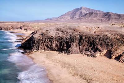 Playa Del Pozo - Lanzarote Poster