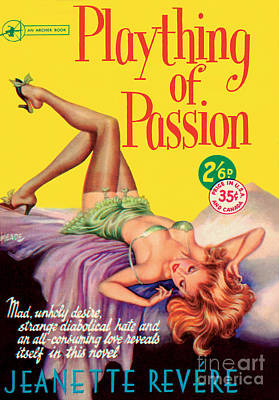 Plaything Of Passion Poster