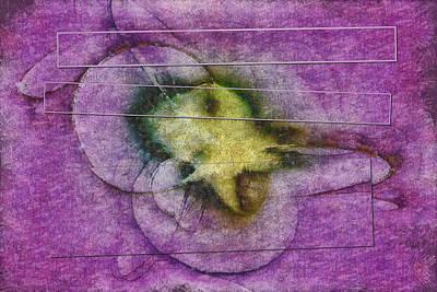 Pleurocarpous Composition  Id 16103-013023-45111 Poster by S Lurk