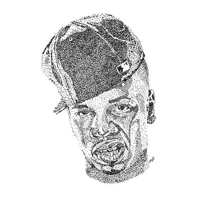 Plies Poster by Marcus Price