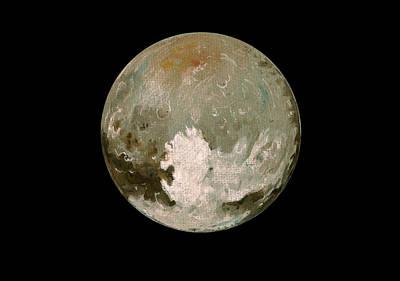 Pluto Planet  Poster by Juan  Bosco