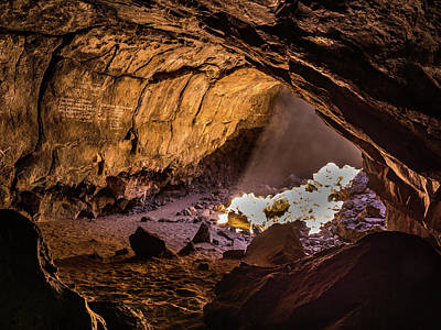 Pluto's Cave Poster