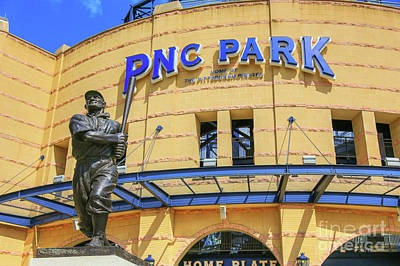 Pnc Baseball Park Pittsburgh Pirates Poster