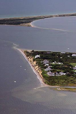 Pocomo Point Nantucket Island Poster
