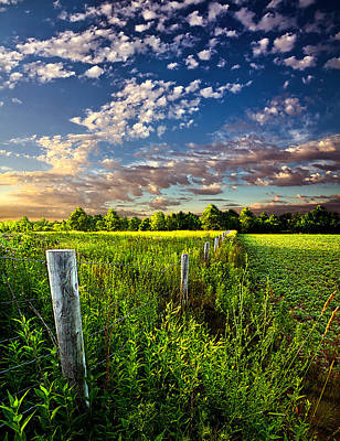 Poems Prayers And Promises Poster by Phil Koch