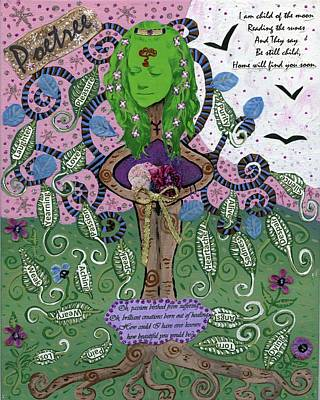 Poetree Poster
