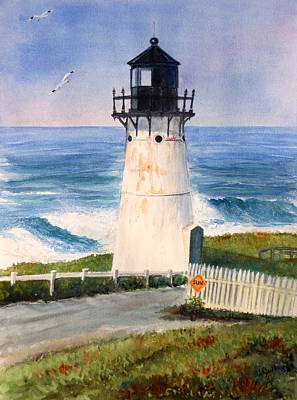 Point Montara Lighthouse Poster
