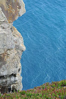 Point Reyes Cliffs Poster