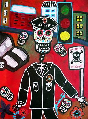 Policeman Poster
