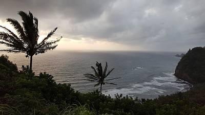Pololu Valley, Hawaii Poster