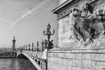Pont Alexandre Poster