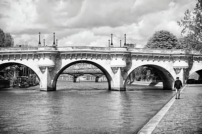 Pont Neuf, Paris Poster