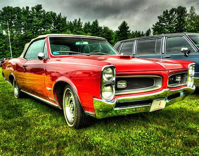 Pontiac Gto 029 Poster by Jeff Stallard