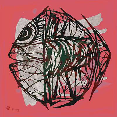 Pop Art - Tropical Fish Poster Poster