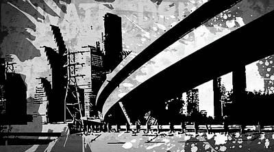 Pop City 25 Poster