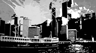 Pop City 26 Poster